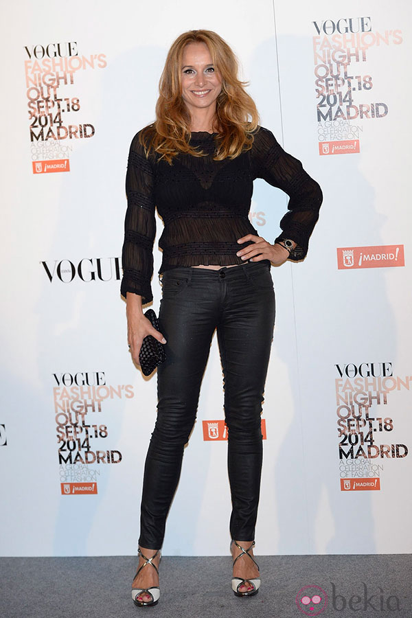 Mar Regueras - Vogue fashions night out madrid