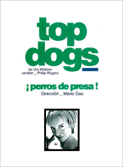 Top dogs - Mar Regueras