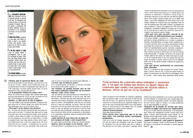 Revista Estar Vtal - Mar Regueras