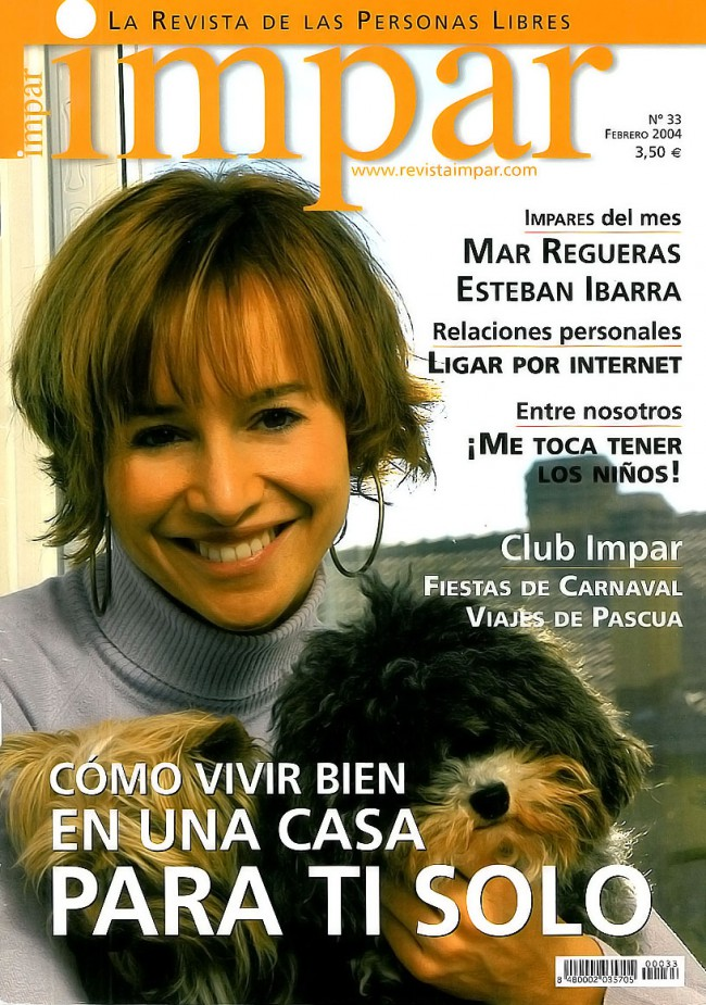 Revista impar - Mar Regueras