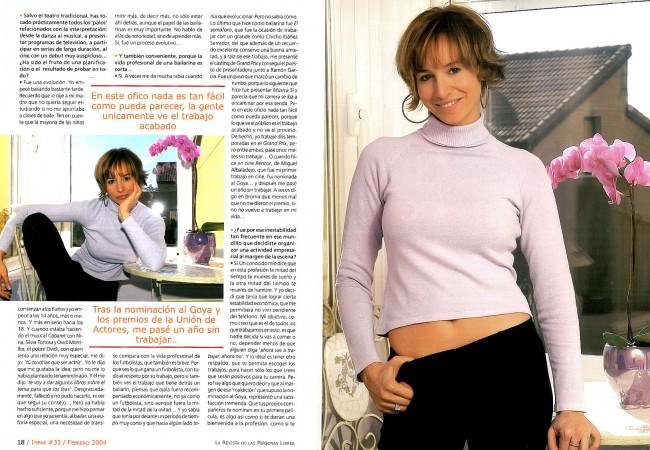 Revista impar - Mar Regueras