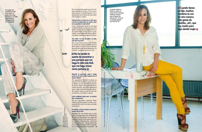 Revista love - Mar Regueras