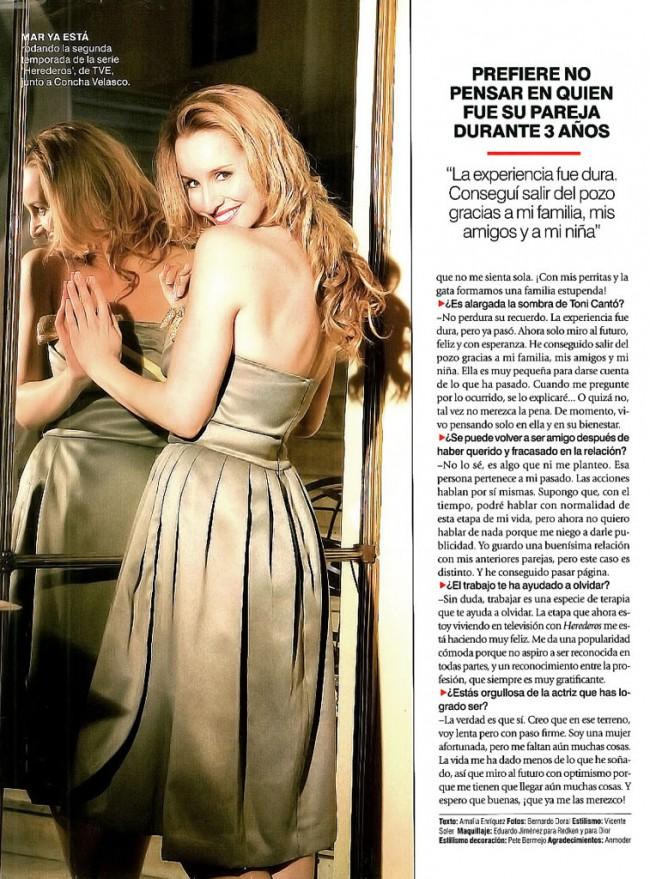 Revista Semana - Mar Regueras