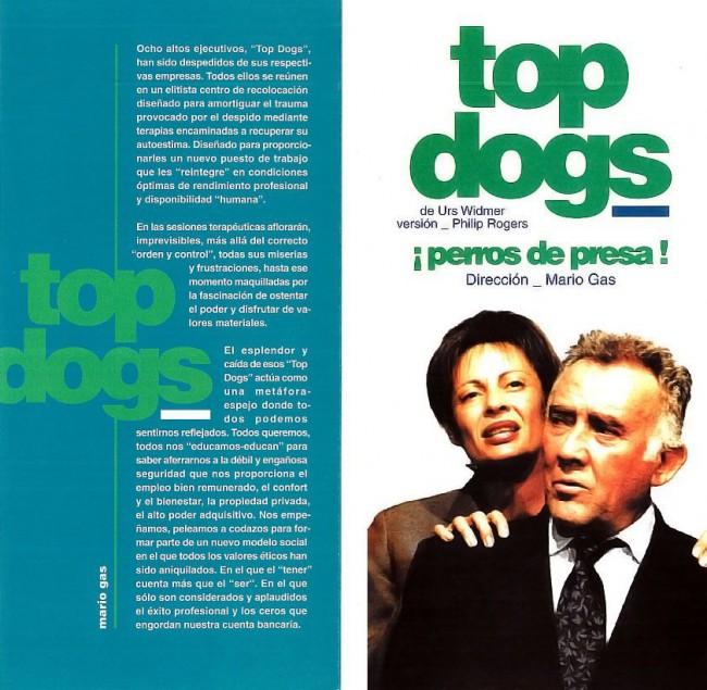 Top dogs - Mar Regueras