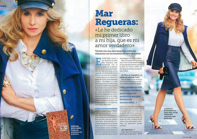 Mar Regueras - Revista Semana